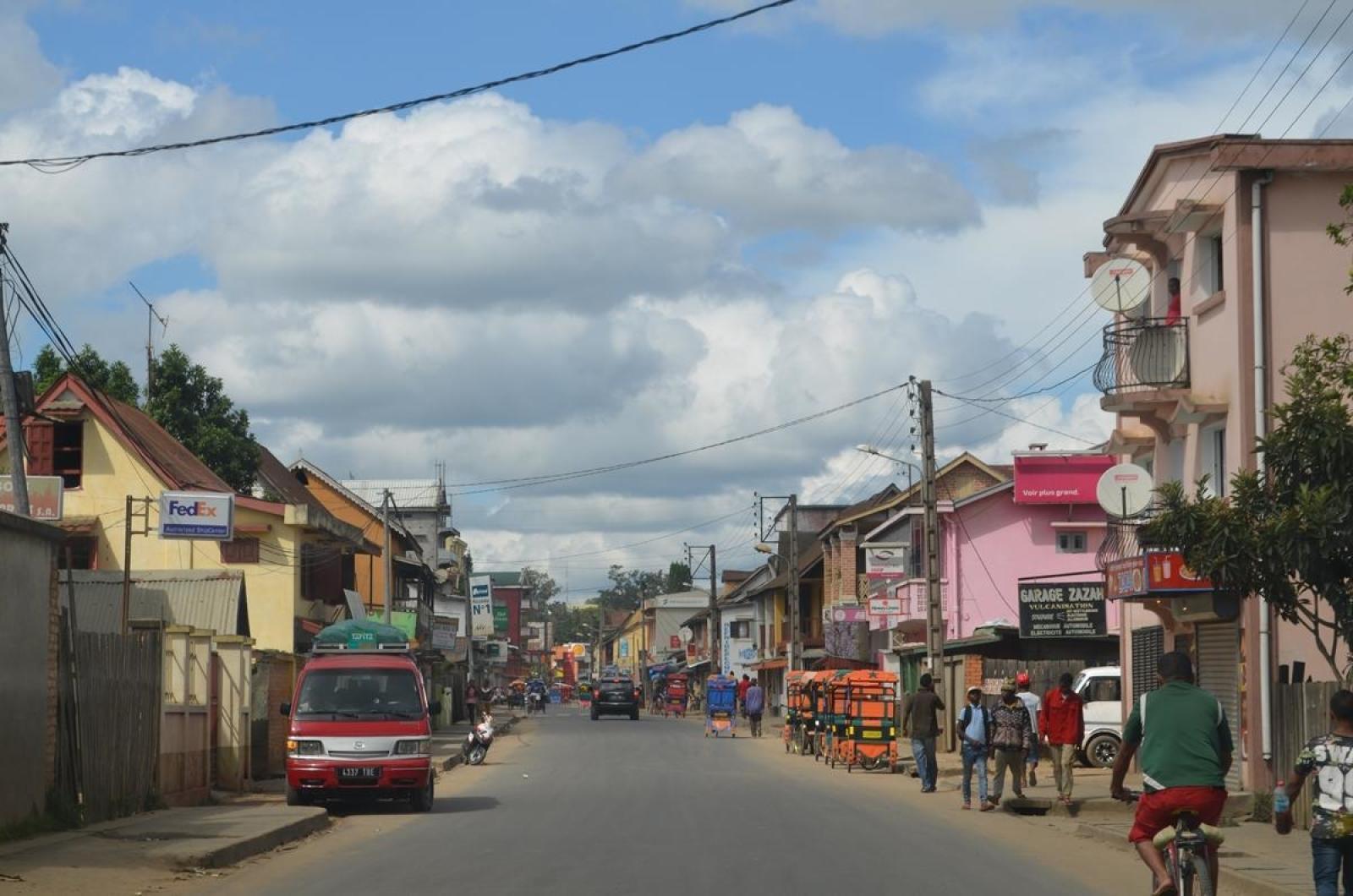 マダガスカルで海外ボランティア 到着案内
